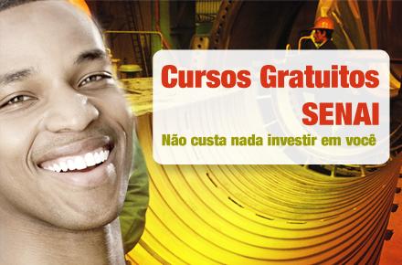 CURSOS GRATUITOS SENAI SP
