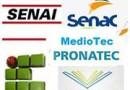 Pronatec MedioTec Cursos Técnicos ES